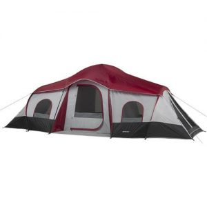 Buying a new tent leaves many options, large and small