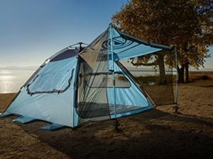 2 in 1 Sun Canopy - best tents for beach camping