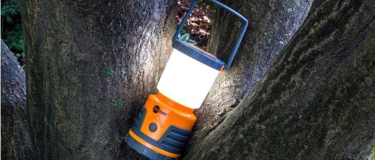 30 Day Survival Lantern