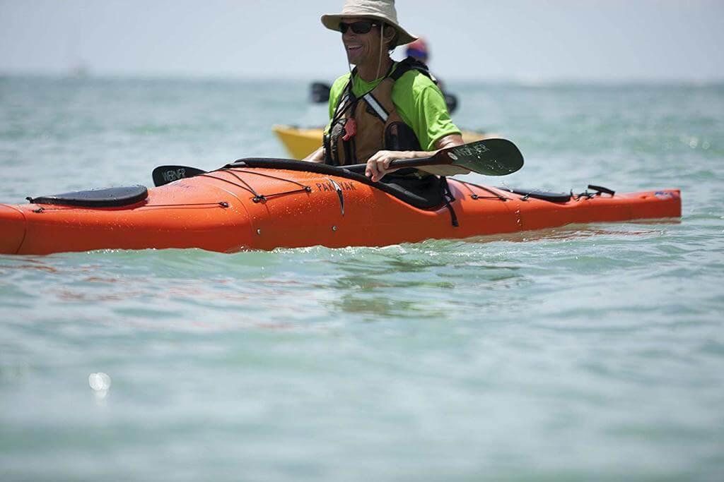 Pakayak Bluefin 14 Ft Hardshell High Performance Sea Kayak