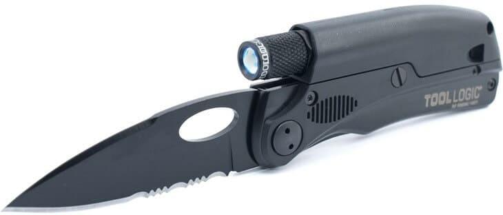 Light Up Tactical Knife Blade