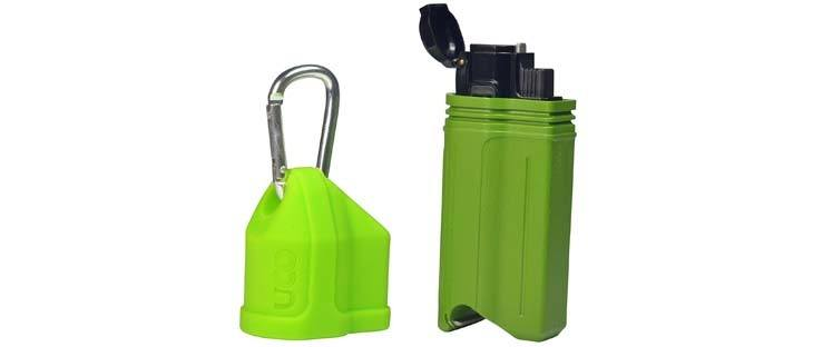 UCO Stormproof Torch, Windproof Lighter with Bottle Opener
