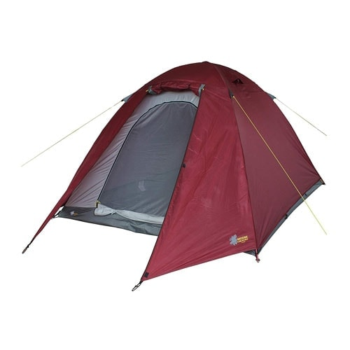 Moose Country Gear Base Camp 6 Person 4-Season Expedition-Quality Backpacking Tent