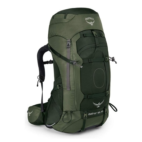 Osprey Packs Aether AG 85 Men's Backpacking Backpack