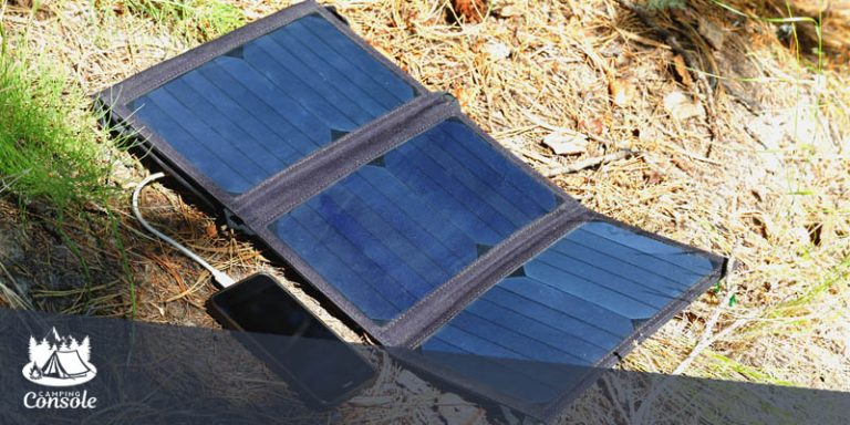 Solar Charger for Backpacking
