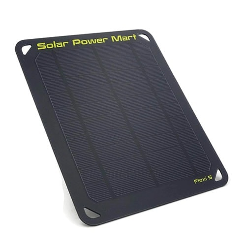 Solar Power Mart FLEXI 5 USB Solar Charger 5Wp 5V