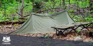 Tent Cot