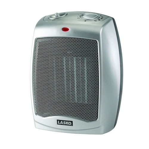 Portable Ceramic Space Heater from Lasko