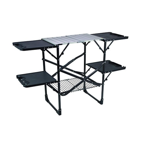 GCI Outdoor Slim-Fold Table Outdoor Cook Station