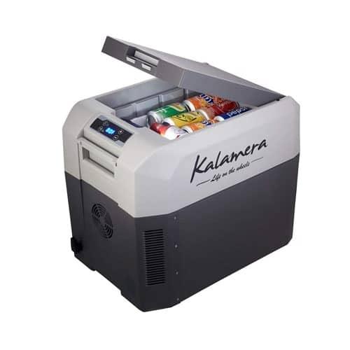 Kalamera Portable Refrigerator Freezer (40 Quart) DC and AC Power