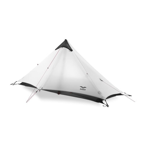MIER Ultralight Tent 3-Season Backpacking Tent for 2-Person