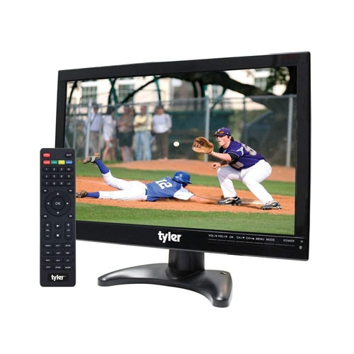 Tyler TTV705-14 Portable Battery Powered LCD HD Television