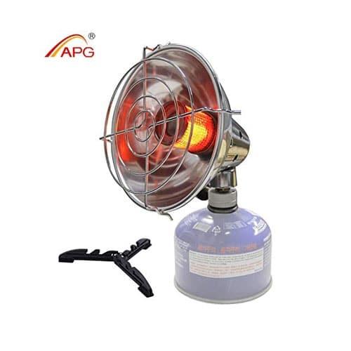 Portable Gas Heater Outdoor Warmer Propane Butane Camping Heater