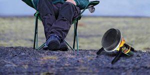 Propane Camping Heater