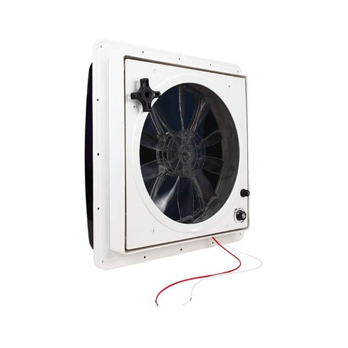 ALAVENTE RV Roof Vent 3-Speed Manual RV Vent Fan