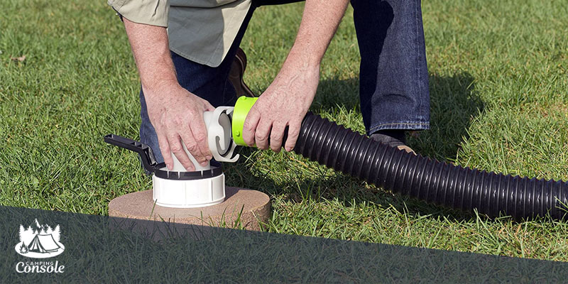 10 Best Rv Sewer Hose That Makes Draining Waste Easily