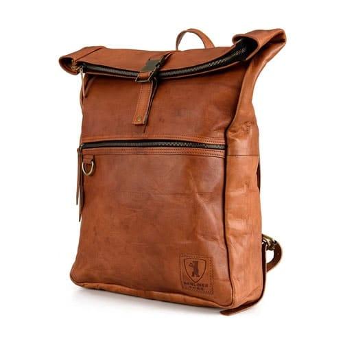 Berliner Bags Utrecht XL Leather Backpack