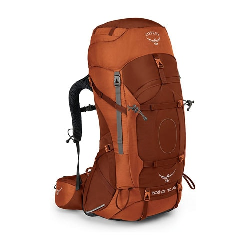 Osprey Packs Aether AG 70 Men's Backpack