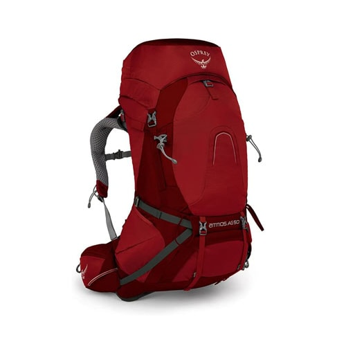 Osprey Packs Atmos AG 50 Men's Backpacking Backpack