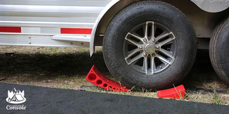 RV Wheel Chocks