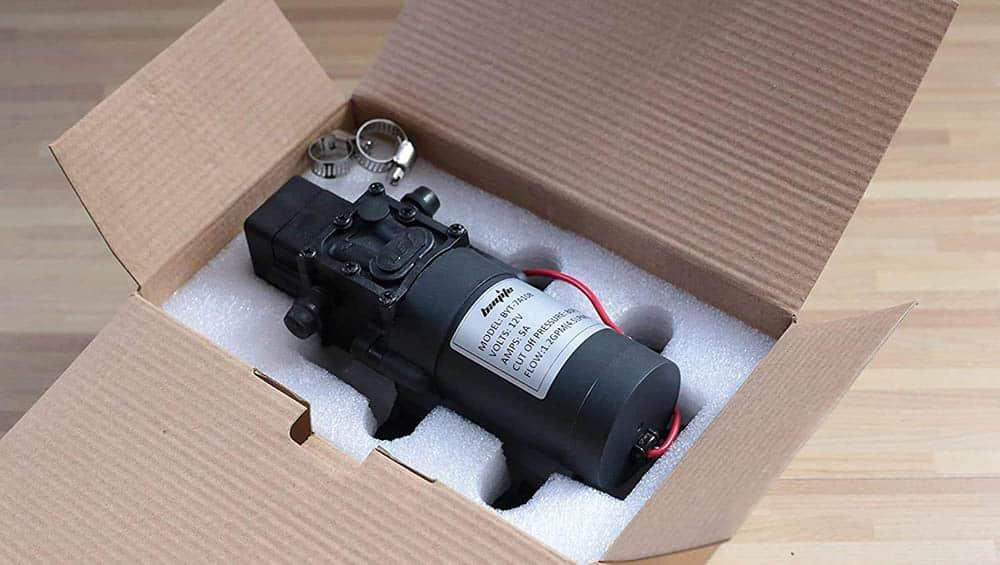 12v rv pump